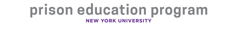 Prison Education Program at New York University