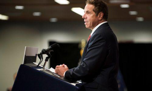 Photo of New York Governor Cuomo