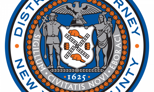District Attorney New York County logo