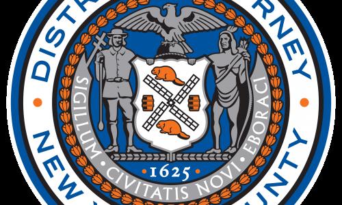 District Attorney New York County logo