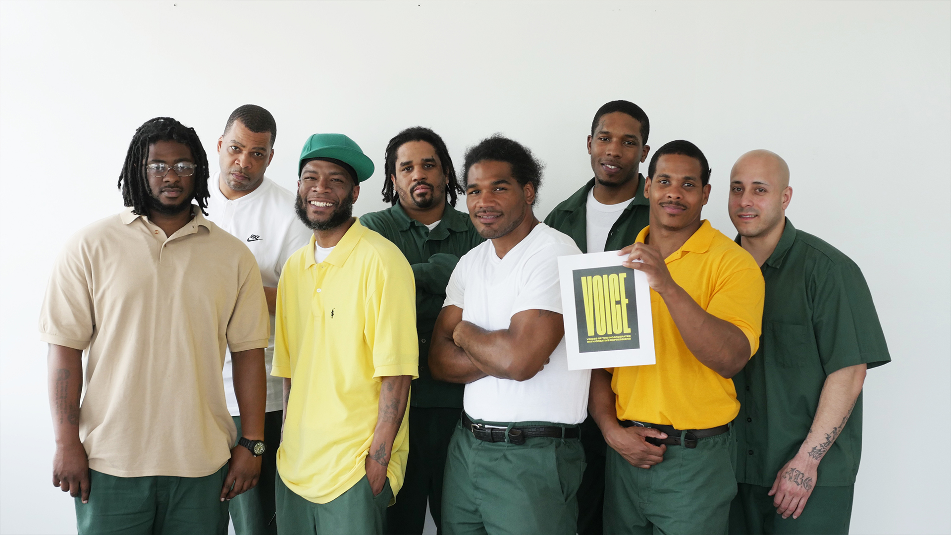 NYU students enrolled in Publication Course at Wallkill Correctional Facility